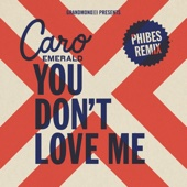 You Don't Love Me (Phibes Remix) - Single cover art