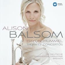 VIIe1 1 Joseph Haydn 1732 1809 Austria Ensemble German Philharmonic Chamber Orchestra Of Bremen Soloists Alison Balsom Record Label EMI Classics