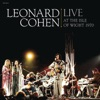 Live At the Isle of Wight 1970, Leonard Cohen