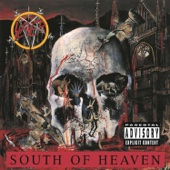 South of Heaven - Slayer Cover Art