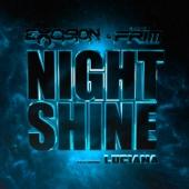 Night Shine (feat. Luciana) - Single cover art