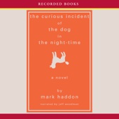 The Curious Incident of the Dog in the Night-Time (Unabridged) - Mark Haddon Cover Art