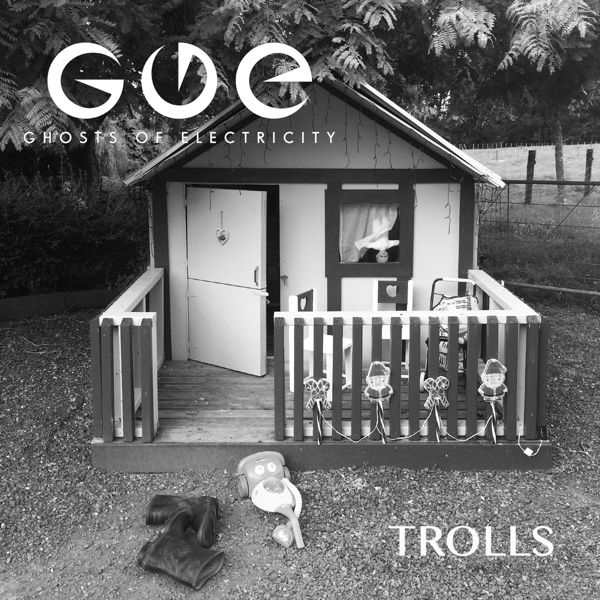Trolls Ghosts of Electricity CD cover