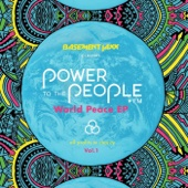 Power To the People.fm World Peace cover art