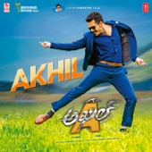 Akhil - The Power of Jua (Original Motion Picture Soundtrack) - EP