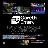 Gareth Emery - Concrete Angel (feat. Christina Novelli) artwork