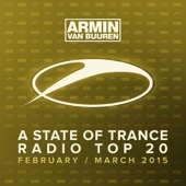 A State of Trance Radio Top 20 - February / March 2015 (Including Classic Bonus Track) cover art