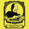 Live At the Filmore West, 30th June 1971, Boz Scaggs