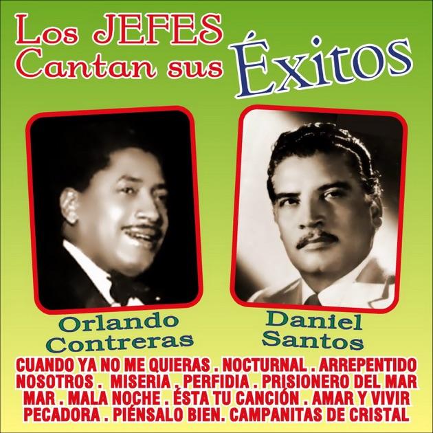 Resultado de imagen para Daniel Santos Los Jefes Cantan Sus Exitos