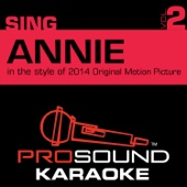 [Download] Tomorrow (In the Style of Quvenzhané Wallis) [Karaoke Instrumental Version] MP3