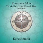 Kawaranai Mono - The Girl Who Leapt Through Time - Piano Solo