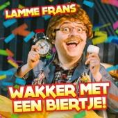 Lamme Frans - Wakker Met Een Biertje kunstwerk