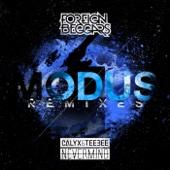 Modus EP Remixes - Single cover art