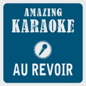 Au revoir (Karaoke Version) [Originally Performed By Mark Forster & Sido]