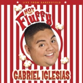 Cover to Gabriel Iglesias's Hot and Fluffy