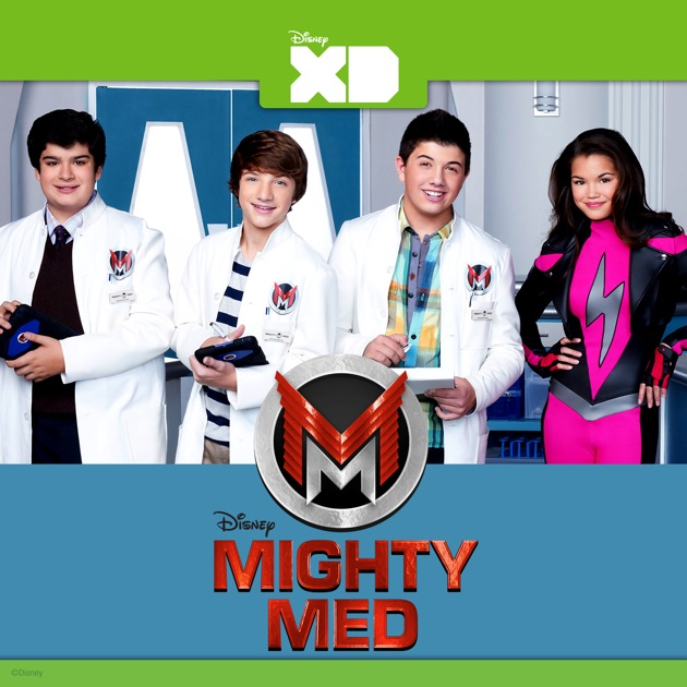 Mighty Med Staffel 3