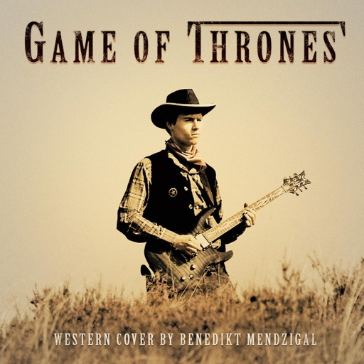 Game of Thrones Theme (Western Cover) - Benedikt Mendzigal