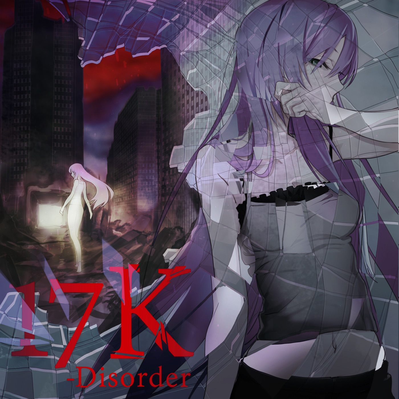 AVTechNO! - 17K -Disorder - Single