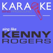 Karaoke in the Style of Kenny Rogers