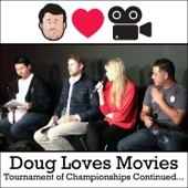 Cover to Doug Benson's Doug Loves Movies: Tournament of Championships Continued...