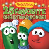 25 Favorite Christmas Songs! - VeggieTales