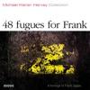 Harvey: 48 Fugues for Frank ジャケット写真