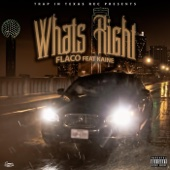Whats Right (feat. Kaine) - Single cover art