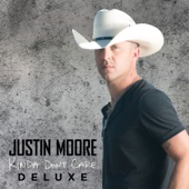Justin Moore - Kinda Don't Care (Deluxe Version)  artwork