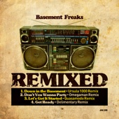 Remixed - EP cover art
