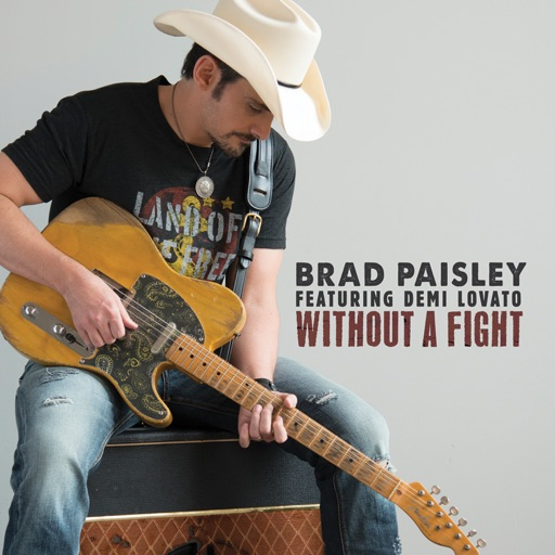 Without a Fight (feat. Demi Lovato) [feat. Demi Lovato] - Brad Paisley