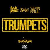 Sak Noel & Salvi - Trumpets (feat. Sean Paul) artwork