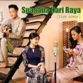 Suasana Hari Raya (Live) - Aziz Harun, Elizabeth Tan & Hanie Soraya