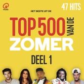 Verschillende artiesten - Qmusic Top 500 van de Zomer (2016) - Deel 1 kunstwerk