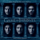 Game of Thrones: Season 6 (Music from the HBO® Series) - Ramin Djawadi Cover Art