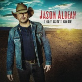 Jason Aldean - The Way a Night Should Feel  artwork
