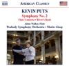 Kevin Puts: Symphony No. 2, Flute Concerto & River's Rush