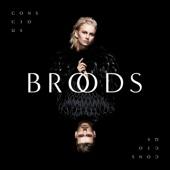 Broods - Heartlines artwork