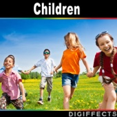 Digiffects Sound Effects Library - Children at Playground with Yelling, Screaming and Voices artwork