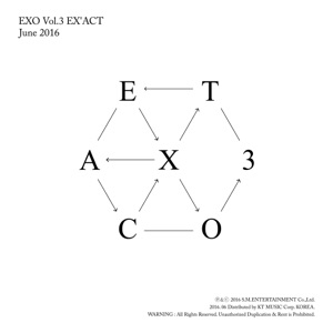 Chord Guitar and Lyrics EXO – Lucky One