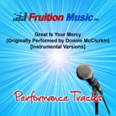 [Download] Great Is Your Mercy (F) [Minus Piano] [Originally Performed by Donnie McClurkin] [Instrumental Version] MP3
