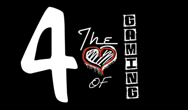 4LOG Podcast – For the Love of Gaming Podcast