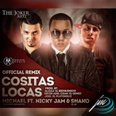 Cositas Locas (Official Remix) [feat. Nicky Jam & Shako] - Single