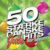 Various Artists - 50 Stærke Danske Julehits For Børn artwork