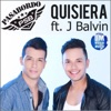 Quisiera (feat. J Balvin) - Single, Pasabordo
