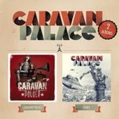 Caravan Palace / Panic cover art