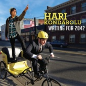 Cover to Hari Kondabolu's Waiting For 2042