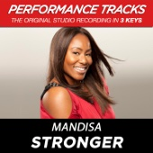Stronger (Performance Tracks) - EP cover art