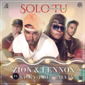 Sólo Tú (Remix) [feat. Nicky Jam & J Balvin]
