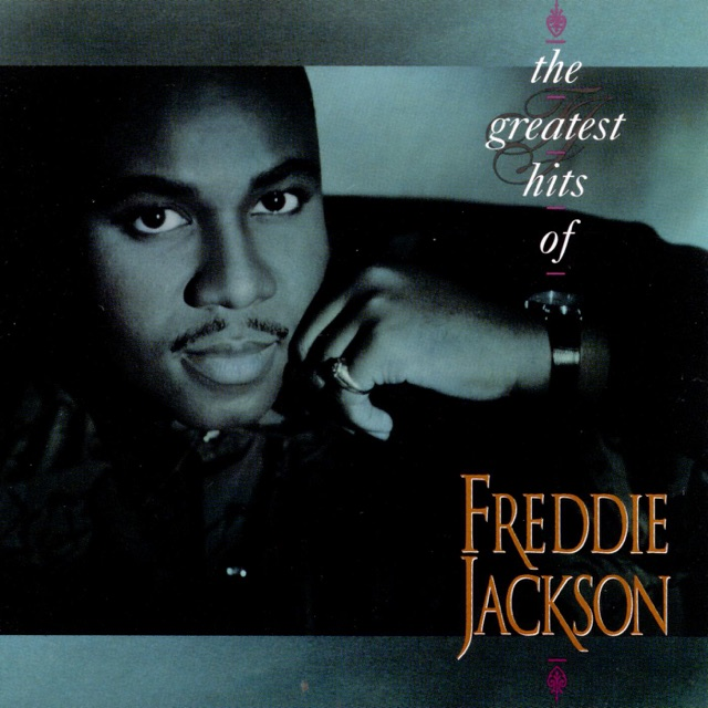 Freddie Jackson with Najee - I Don't Want to Lose Your Love
