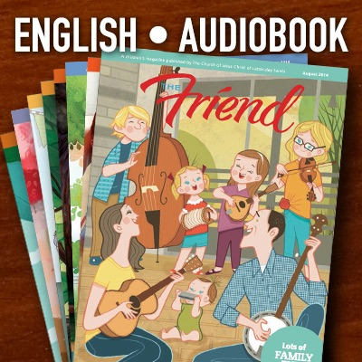 The Friend | AAC | ENGLISH